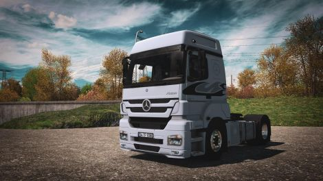 Mercedes Axor 1840 MP3 Reworked