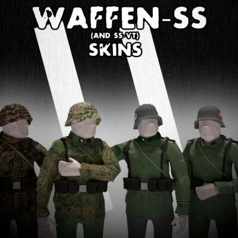 WWII SS Skins