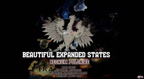 Beautiful Expanded States + Regnum Poloniae