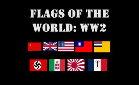 Flags of the World: WW2