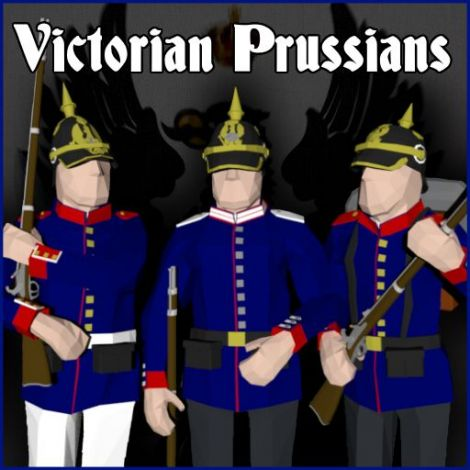 Victorian Prussian Skins