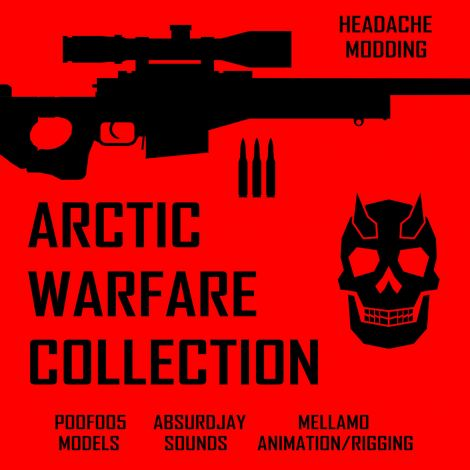 Arctic Warfare Collection