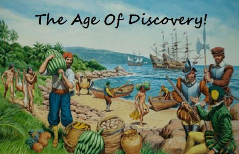 Age Of Discovery - 1500