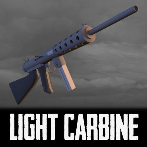 S.2 Vipaz Light Carbine, Dieselponk concept