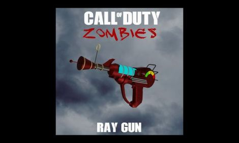 The Ray Gun - COD Zombies
