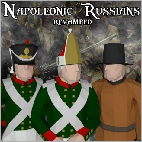 Revamped Russian Napoleonic Skins