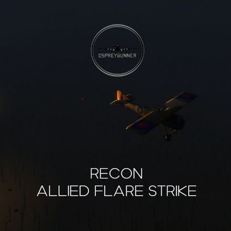 ALLIED Recon (Flare) strike