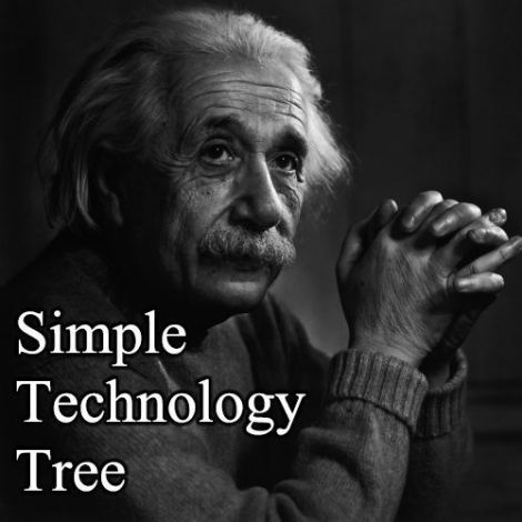 Simple Technology Tree